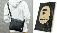 Hot A Bathing Ape Bape Shoulder Bag Messenger Bag AUTUMN / WINTER COLLECTION