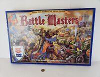 BATTLE MASTERS FANTASY BOARD GAME VINTAGE 1992 MILTON BRADLEY