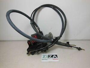 Serratura Elettrica Porta Scorrevole Destra Fiat Doblò 1.9 120cv 2007 4 Pin