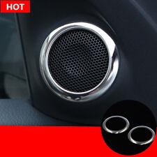 Inner Althorn Stero Speaker Cover Trim For Mitsubishi Outlander 2013-2016 2pcs
