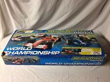 Scalextric Digital World Championship Set #G1191 (some damage)