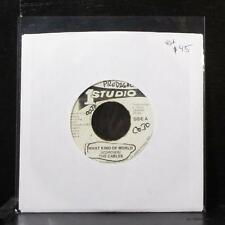 """The Cables - What Kind Of World 7"""" VG+ Vinyl 45 Studio One Jamaica"""