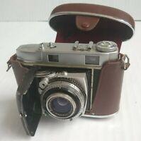 Kodak Retina IIC 35mm Film Camera w/ Schneider Kreuznach f2.8 50mm Lens
