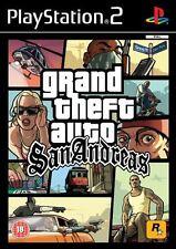 GTA Grand Theft Auto San Andreas - Playstation 2 PS2