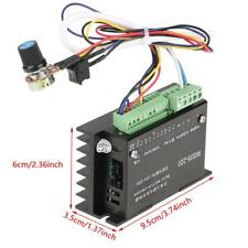 WS55-220 DC 48V 500W CNC Senza Spazzola Spindle BLDC Motor Driver Controller