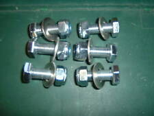 Beetle Rear Spring Plate  Bolts