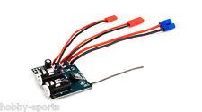 ESC 2.4 3 ch Receiver servo rx spm Firebird Stratos HBZ7751 ec2