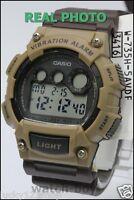 W-735H-5A Casio Sport Digital Watch 10-Year Battery Alarm 100m Chronograph