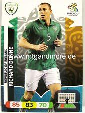 Adrenalyn XL EURO EM 2012 - Richard Dunne - Irland