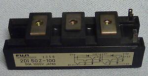 FUJI ELECTRIC 2DI 50Z-100 IGBT MODULE  50A 1000V