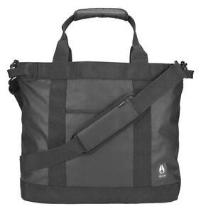 NIXON Decoy Tote Bag Black  Rucksack