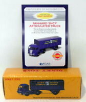 Atlas Editions Dinky Toys 32AB - Panhard SNCF Articulated Truck - Sealed