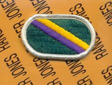 USACAPOC Civil Affairs & Psychological Ops Cmd Airborne para oval patch #2C m/e
