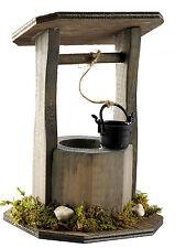 Brunnen beleuchtet 3,5V Krippenzubehör Krippe Krippenbeleuchtung, Kahlert 40688