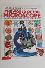 The World of the Microscope A Introduction Projects Activities Experiments