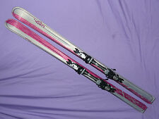 ATOMIC Sweet Mama 167cm All-Mtn Women's SKIS w/ Atomic 310 Integrated Bindings ✼