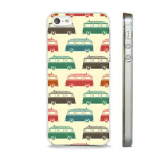 CAMPER VAN SURF TRAVEL FUN   NEW  PHONE CASE COVER FITS All APPLE IPHONE MODELS