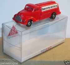 MICRO TOY EKO TOYEKO HO 1/86 1/87 CAMION FORD CITERNE ESSO MOTOR OIL REF 2020