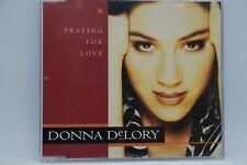 Donna De Lory - Praying For Love  (4 tracks CD Single)