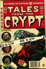 TALES From The CRYPT Number 4 EC Comics February 1992 Very COOL