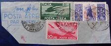 Italie, poste aérienne n°129, 100L sainte Catherine de Sienne, 1948