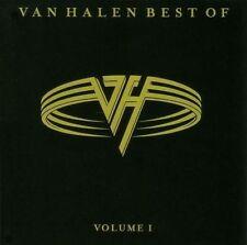 VAN HALEN BEST OF VOLUME 1 REMASTERED CD NEW