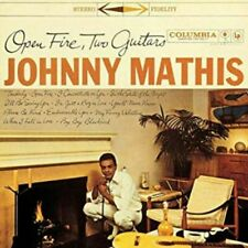 Johnny Mathis : Open Fires Two Guitars Vocal 1 Disc CD