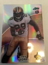 2010 Etopps In-Hand Football #31 Chris Ivory Rookie RC #/499 Saints/Jets