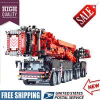 New Power LTM11200 RC Mobile Crane Construction Liebherr Technical Engine Blocks