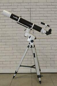 SKYWATCHER Black Diamond 102/1000 Refractor Telescope + Tripod and Equatorial...