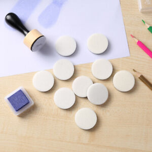 Mini Ink Blending Tools with Round Foams Perfect Tool paints Through Stencils
