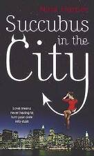 Succubus in the City by Nina Harper - New Paperback Book