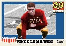 VINCE LOMBARDI 55 ACEO ART CARD ## BUY 5 GET 1 FREE # or 30% OF 12 OR MORE CARDS