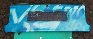 Smart 450 Panel Heckpanel Heckklappe numeric blue Coupe 0000640V014 komplett