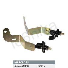 2x Additional Truck Door Locks Security Anti-Theft MERCEDES ACTROS MP4 9/2011 >