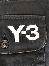 Y3 Adidas Yohji Yamamoto Mens Blue Shorts /  Size Small