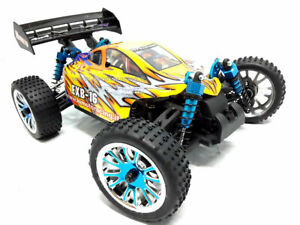 Car Remote-Controlled 2.4GHZ Electric Brushless Buggy EXB-16 Rtr 1-16 4WD HIMOTO