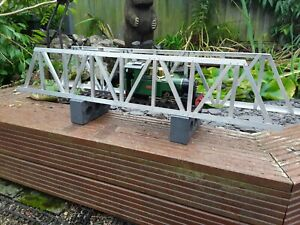 Garden railway girder bridge sides for 7/8, lgb,16mm, or sm32