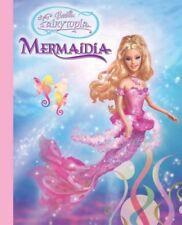 Barbie Mermaidia Storybook By *