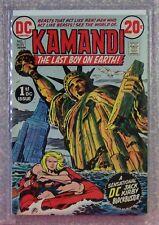 KAMANDI, The Last Boy on Earth, Grade 7.9 by MCG (Midwest Com. Grad.) DC, 1972