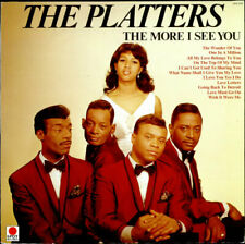 The More I See You Platters vinyl LP album record UK SPR8500 SPOT RECORDS 1983