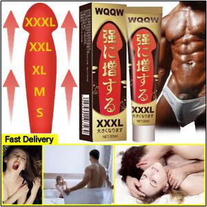 ✅Penis Enlarger Male *BIG XXXL* Enhancement Massage Gel Growth Delay Gel Cream✅
