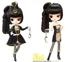 Pullip Dal LUCIA Doll Sexy Police Officer w/Handcuffs Fishnets *** Just REDUCED
