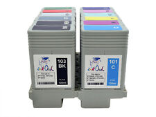 12 InkOwl 130ml Compatible Cartridges for CANON PFI-101 103 iPF5100 6100 6200
