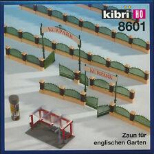 Maschendrahtzaun 38605 von Kibri