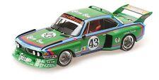 BMW 3.5 CSL BMW-SCHNITZER – QUESTER/KREBS/PELTIER – 24H LE MANS 1976 #43 1:18 Mi