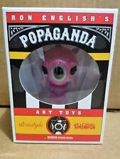Ron English Art Toy Circus POPAGANDA Bunnny Rabbbit Mindstyle Sideshow
