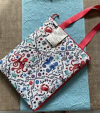NWOT Vera Bradley SEA LIFE  Packable  Picnic Blanket