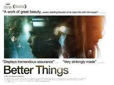 BETTER THINGS Movie POSTER 30x40 Tara Ballard Tara Ballard Betty Bench Frank