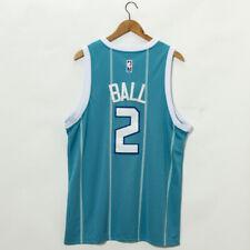 Men's Basketball Jersey Ball NO.2 Charlotte Hornets 2021 New Style